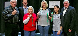 Van Buren Branch Participates in Crawford County Volunteers for Literacy Adult Spelling Bee