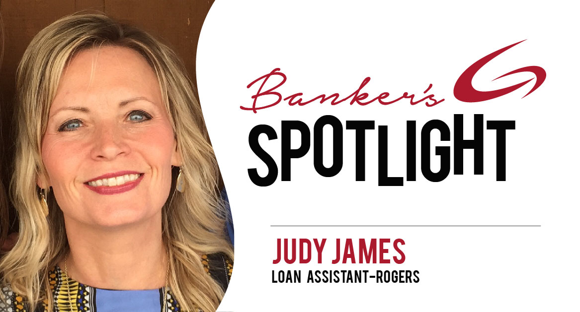 Banker Spotlight - Judy James