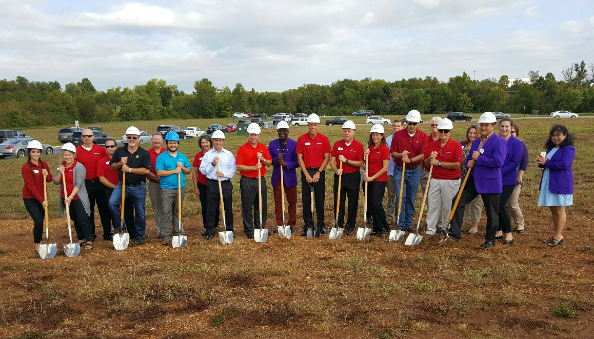 Generations Bank holds groundbreaking ceremony for new branch in Fayetteville